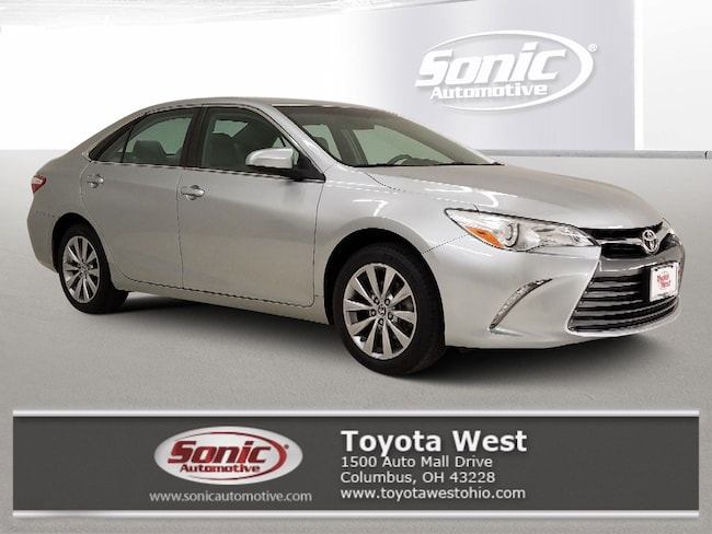 Used 2016 Toyota Camry XLE 4dr Sdn I4 Auto  Natl Sedan in Columbus, OH