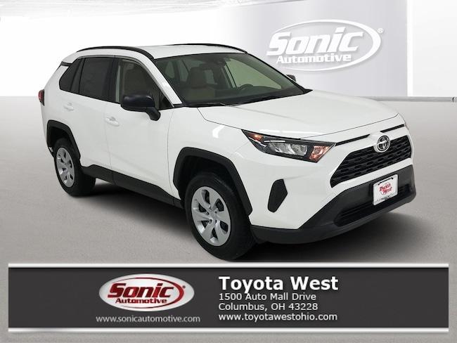New 2019 Toyota RAV4 LE SUV in Columbus, OH