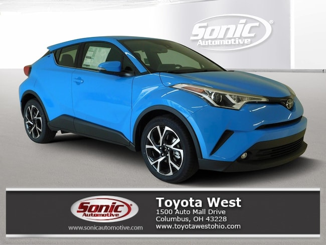 New 2019 Toyota C-HR Limited SUV in Columbus, OH