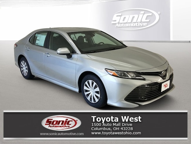 New 2019 Toyota Camry L Sedan in Columbus, OH