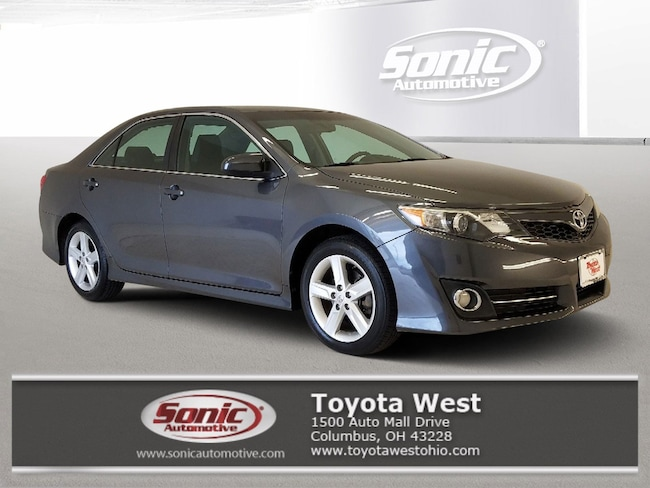 Used 2014 Toyota Camry SE Sport 4dr Sdn I4 Auto  Natl *Ltd Avail* Sedan in Columbus, OH