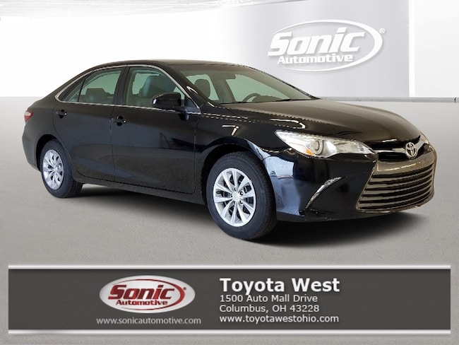 Used 2016 Toyota Camry LE 4dr Sdn I4 Auto  Natl Sedan in Columbus, OH