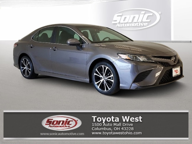 Used 2018 Toyota Camry SE  Auto Natl Sedan in Columbus, OH
