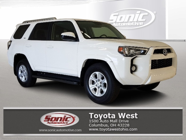 Used 2018 Toyota 4Runner SR5  2WD Natl SUV in Columbus, OH