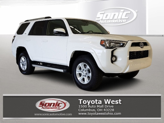 Used 2019 Toyota 4Runner SR5 Premium  4WD Natl SUV in Columbus, OH