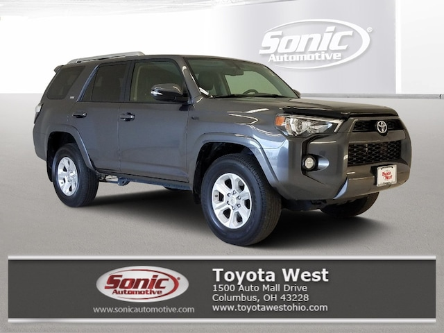 Cars For Sale Columbus Ohio >> Used Cars Trucks Suvs For Sale Toyota West Near