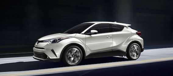 2019 Toyota C Hr Review Specs Features Columbus Oh