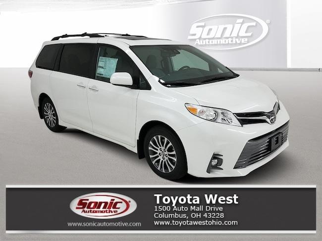 New 2019 Toyota Sienna XLE 8 Passenger Van in Columbus, OH