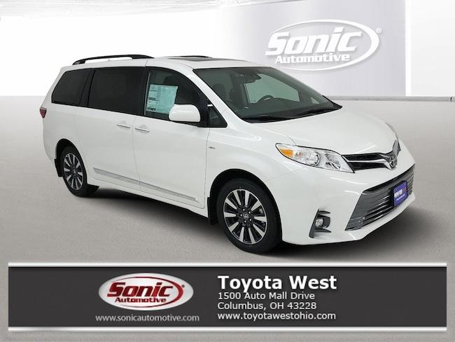 New 2019 Toyota Sienna XLE Premium 7 Passenger Van in Columbus, OH