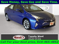 New 2018 Toyota Prius Four Touring Hatchback in Columbus, OH