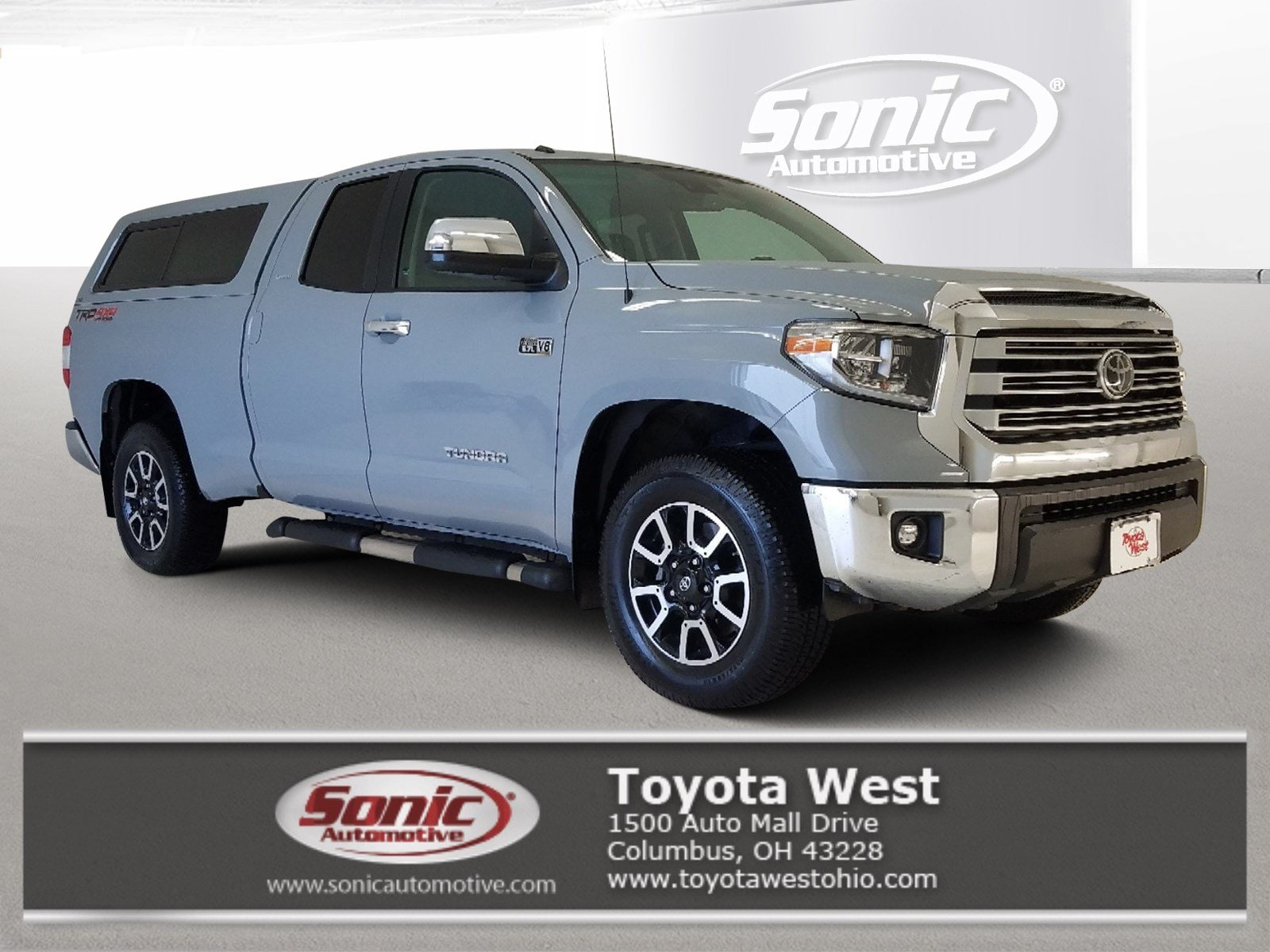 2018 Toyota Tundra Limited  Double Cab 6.5 Bed 5.7L FFV Natl Truck Double Cab