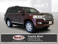 New 2019 Toyota Land Cruiser V8 SUV in Columbus, OH