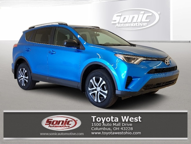 Used 2016 Toyota RAV4 LE FWD 4dr  Natl SUV in Columbus, OH