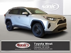 New 2019 Toyota RAV4 LE SUV in Columbus, OH