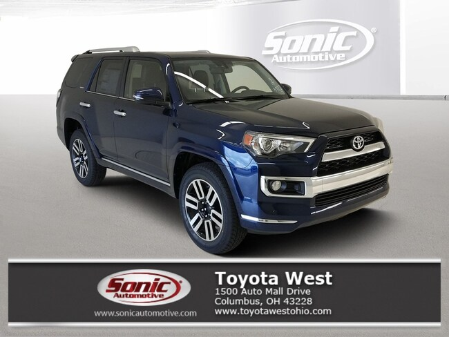 New 2019 Toyota 4Runner Limited SUV in Columbus, OH