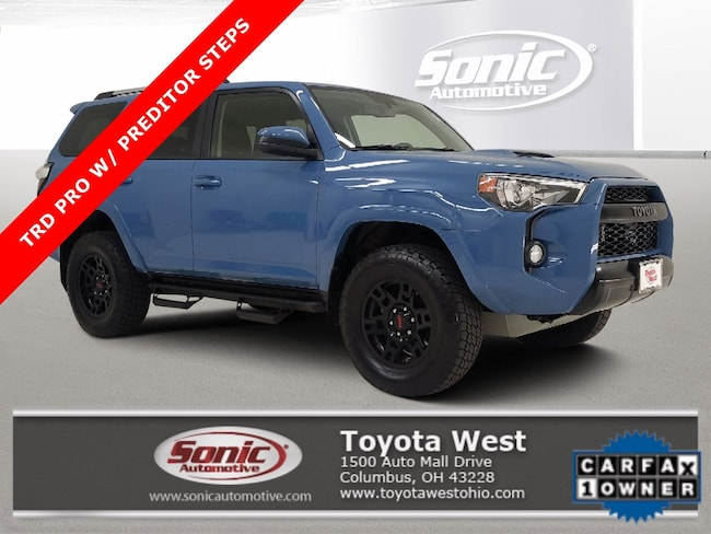 Used 2018 Toyota 4Runner TRD Pro  4WD Natl SUV in Columbus, OH