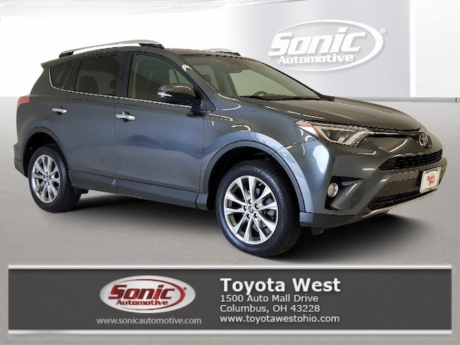 Used 2016 Toyota RAV4 Limited AWD 4dr  Natl SUV in Columbus, OH