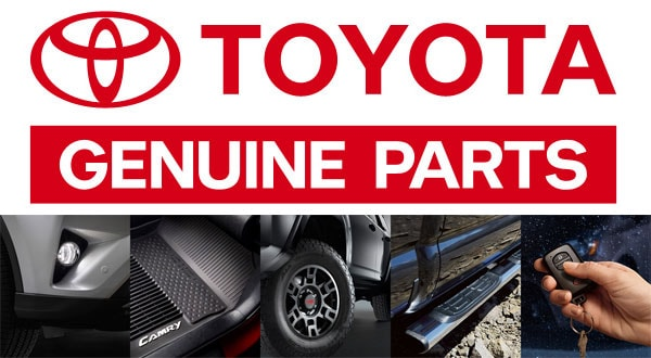 Toyota Genuine Parts >> Order Genuine Oem Toyota Parts Toyota West Columbus Oh