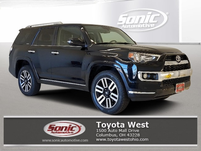 Used 2015 Toyota 4Runner Limited 4WD 4dr V6  Natl SUV in Columbus, OH