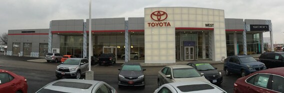 Toyota Columbus Ohio >> About Toyota West Ohio Toyota Dealer Near Columbus Oh