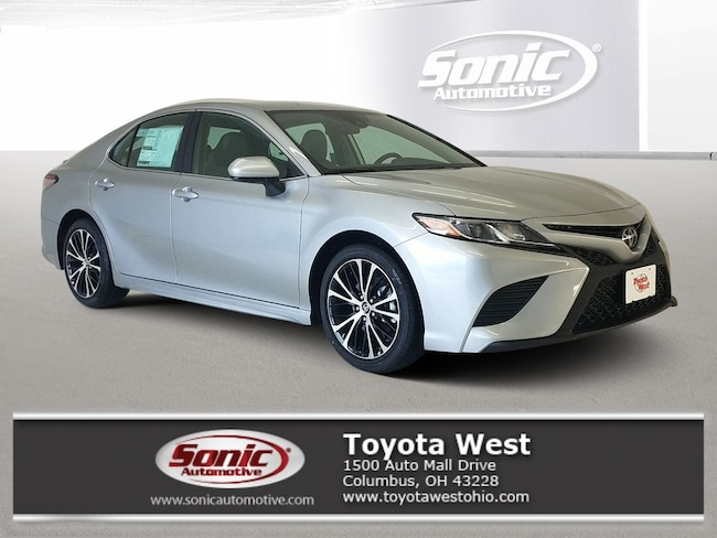 New 2019 Toyota Camry SE Sedan in Columbus, OH