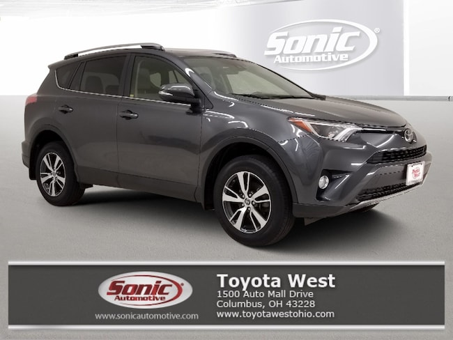 Used 2017 Toyota RAV4 XLE  AWD Natl SUV in Columbus, OH