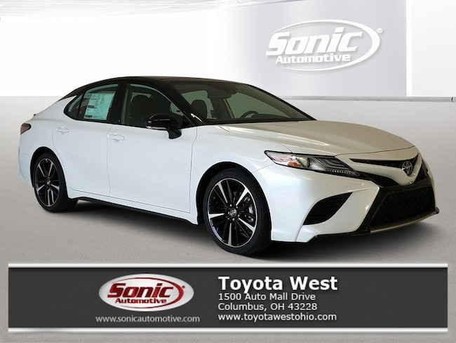 New 2019 Toyota Camry XSE V6 Sedan in Columbus, OH