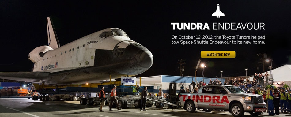 space shuttle toyota tundra - photo #14