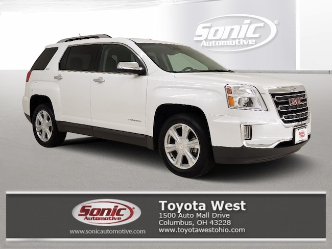 Used 2016 GMC Terrain SLT FWD 4dr SUV in Columbus, OH