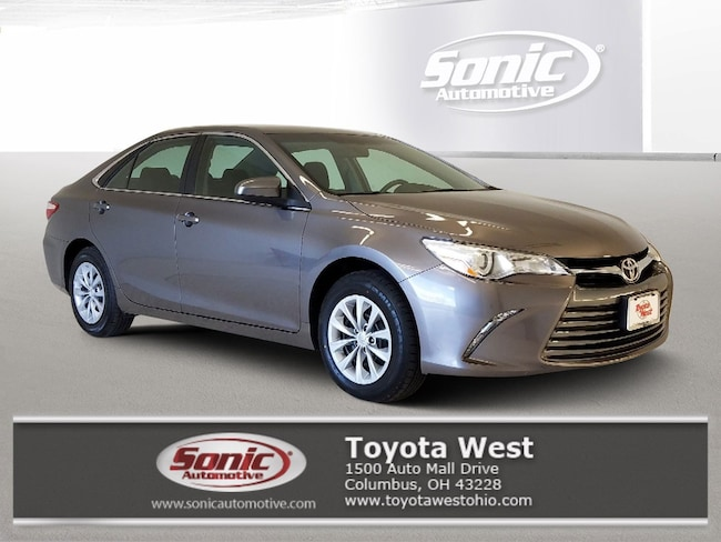 Used 2017 Toyota Camry LE  Auto Natl Sedan in Columbus, OH