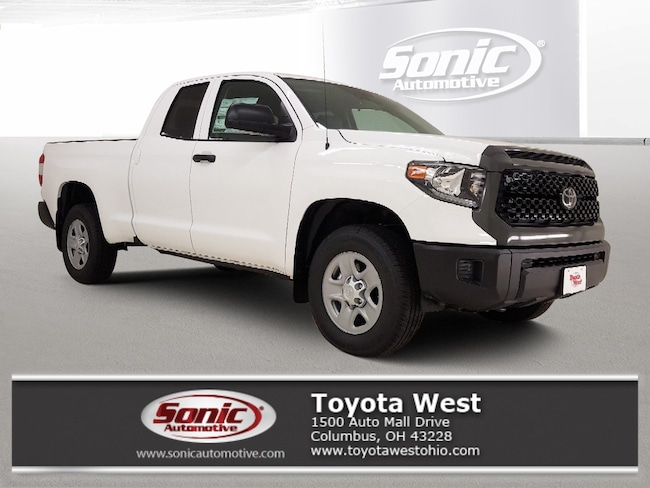 New 2019 Toyota Tundra SR 4.6L V8 Truck Double Cab in Columbus, OH