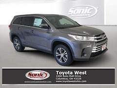 New 2019 Toyota Highlander LE I4 SUV in Columbus, OH