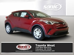 New 2019 Toyota C-HR LE SUV in Columbus, OH