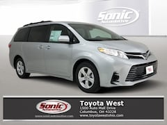 New 2019 Toyota Sienna LE 8 Passenger Van in Columbus, OH