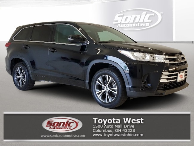 Used 2018 Toyota Highlander LE  I4 FWD Natl SUV in Columbus, OH