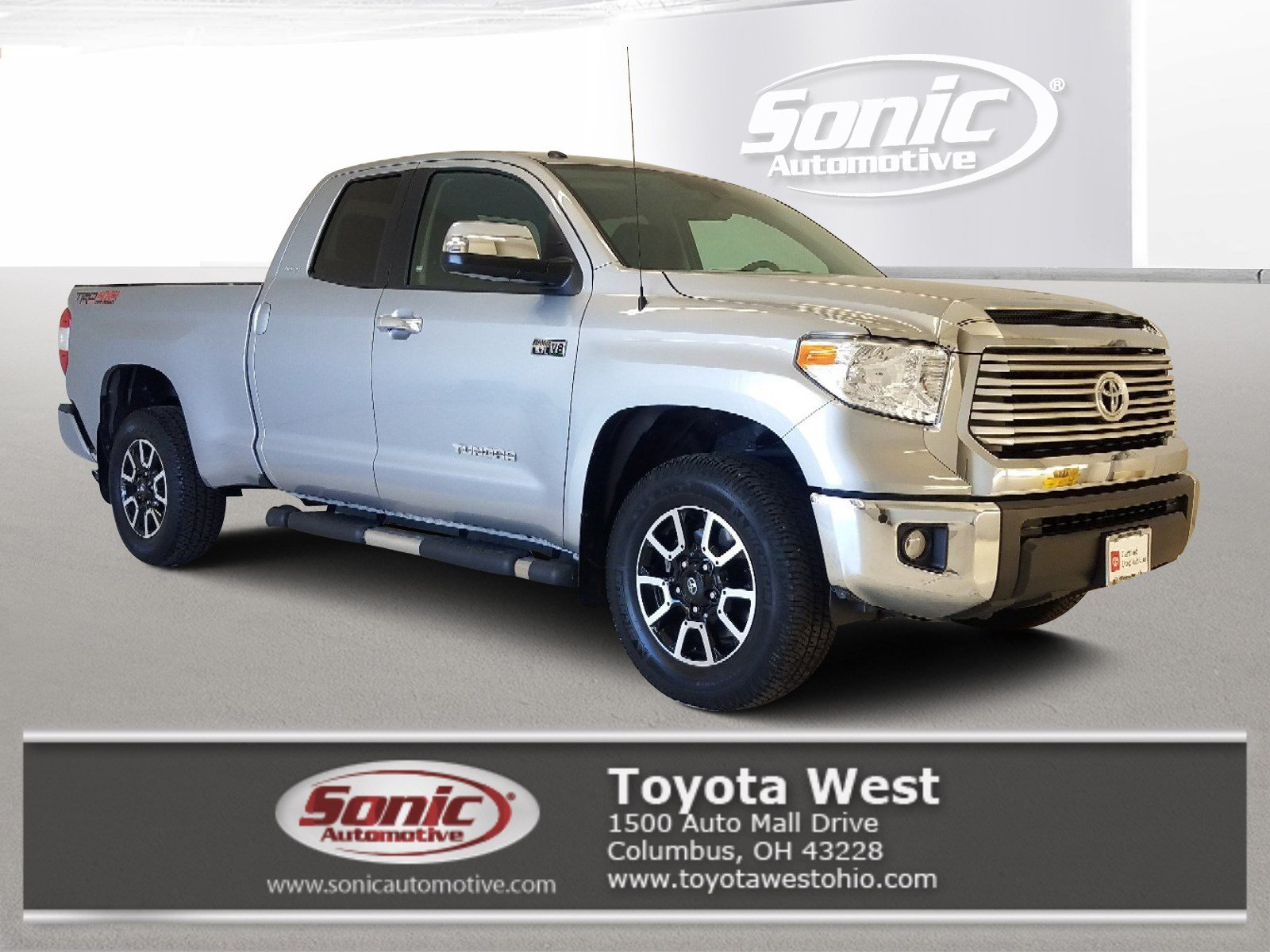 2017 Toyota Tundra Limited  Double Cab 6.5 Bed 5.7L FFV Natl Truck Double Cab