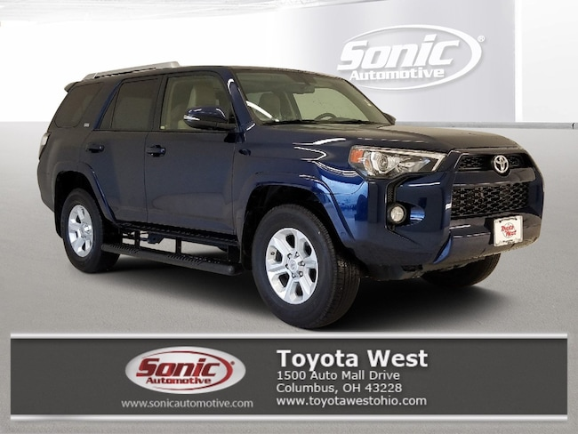 Used 2017 Toyota 4Runner SR5 Premium  4WD Natl SUV in Columbus, OH
