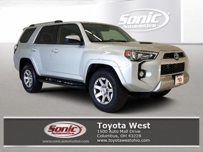 Used 2016 Toyota 4Runner Trail 4WD 4dr V6  Natl SUV in Columbus, OH