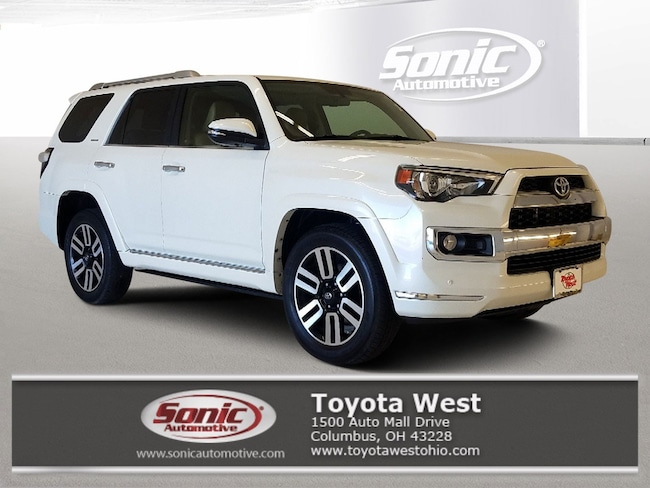 Used 2016 Toyota 4Runner Limited 4WD 4dr V6  Natl SUV in Columbus, OH