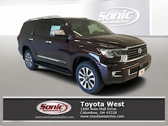 New 2019 Toyota Sequoia Limited SUV in Columbus, OH