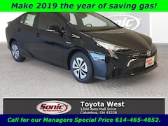 New 2018 Toyota Prius Four Hatchback in Columbus, OH