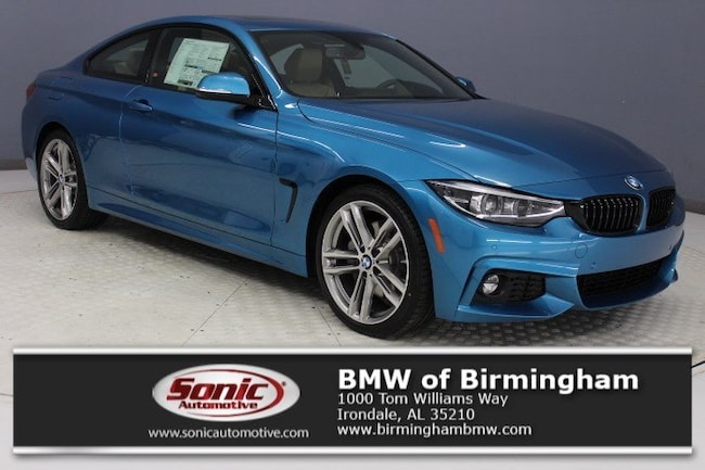New 2019 BMW 430i 430i Coupe for sale in Irondale, AL