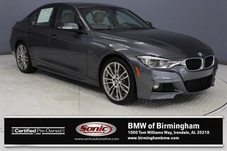 Certified Pre-Owned 2016 BMW 340i Sedan for sale in Irondale, AL
