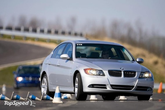 BMW Performance Driving School >> Bmw Performance Driving School Delivery Program Ordered