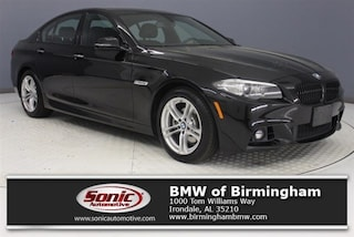 Used 2015 BMW 528i Sedan for sale in Irondale, AL