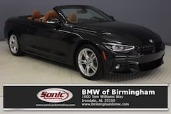 New 2019 BMW 430i Convertible for sale in Irondale, AL