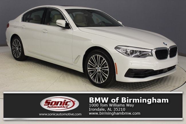 New 2019 BMW 540i Sedan for sale in Irondale, AL