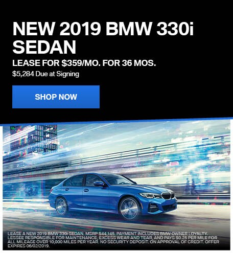 New 2019 BMW 330i Sedan
