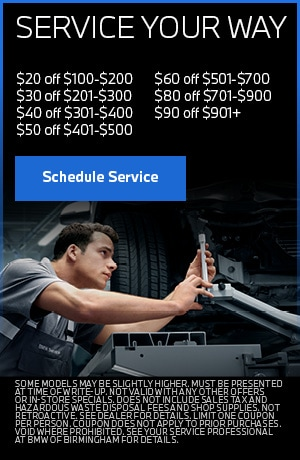 SERVICE YOUR WAY