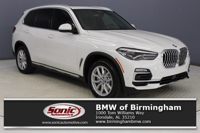New 2019 BMW X5 xDrive40i SAV for sale in Irondale, AL